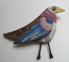 Link to driftwood birds